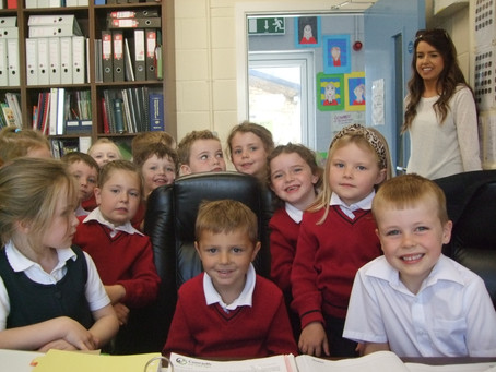 Attack of the Mutant Junior Infants!