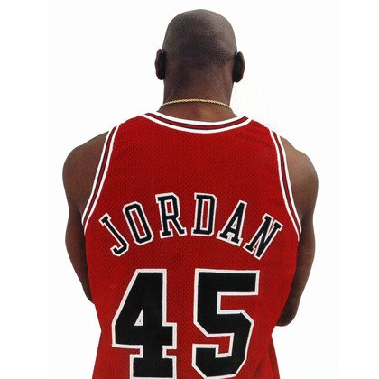 Chicago Bulls x Michael Jordan No.45 Forması