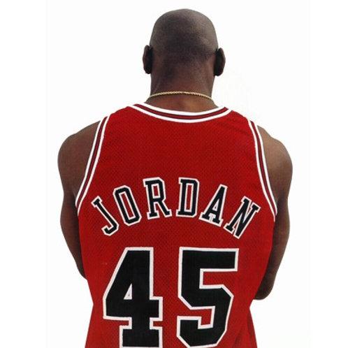 Chicago Bulls x Michael Jordan No.45 Forması