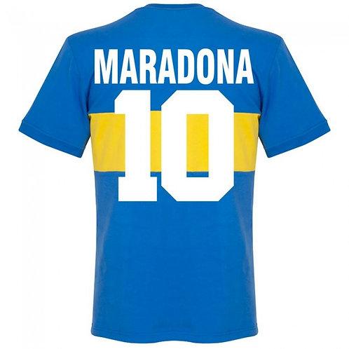Boca Juniors 1981 İç Saha Forması #10 MARADONA