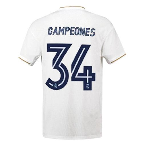 Real Madird 34. Şampiyonluk Forması