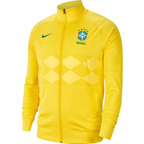 Brezilya 2020 Maç Önü Ceketi