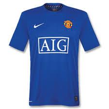 Manchester United 07/08 Alternatif Forması