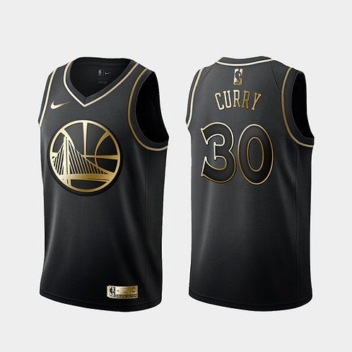 #30 Curry Warriors Golden Edition Forması