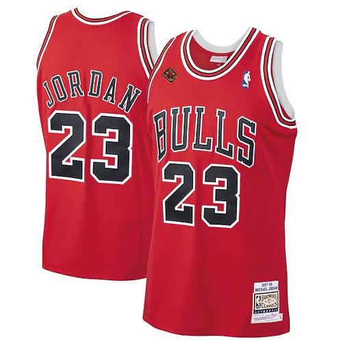 Chicago Bulls Şampiyonluk Hatıra Forması