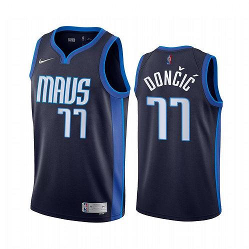 Dallas Mavericks 2021 Earned Edition Forması