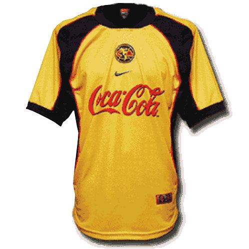 Club America 01/02 İç Saha Forması