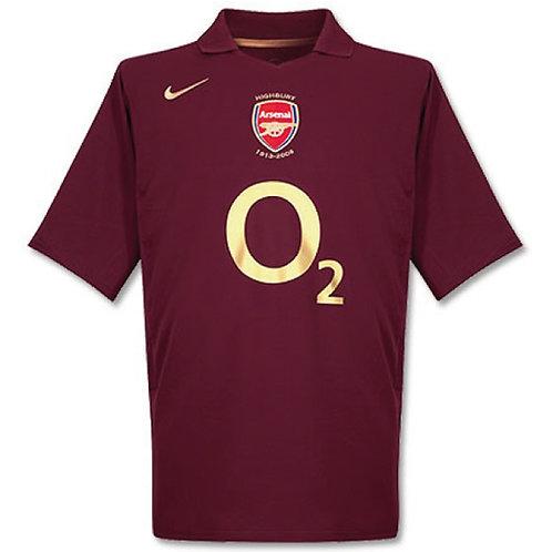 "Arsenal 05/06 ""Highbury"" Forması"