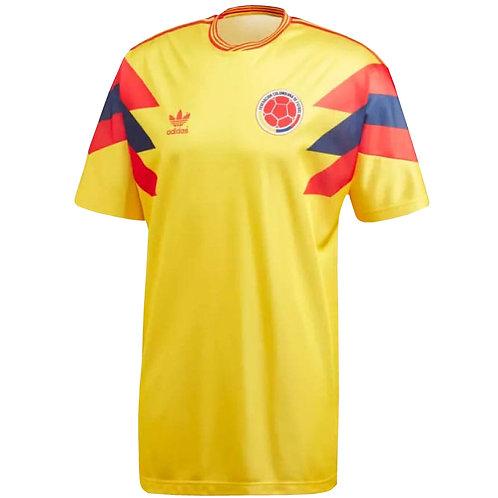 Kolombiya 1990 İç Saha Forması