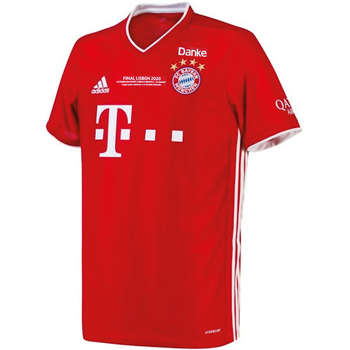Bayern Münih 2020 Şampiyonlar Ligi Final Forması