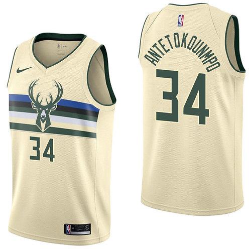 Milwaukee Bucks Beyaz Forması-2