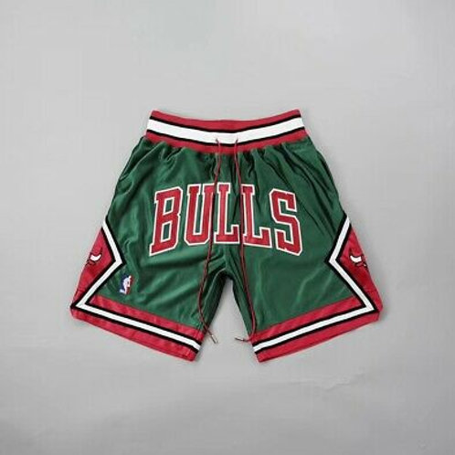 Chicago Bulls x Just Don