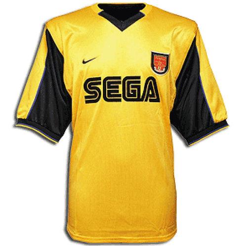 Arsenal 99/00 Deplasman Forması