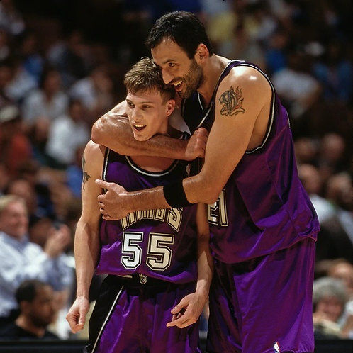 Sacramento Kings x Jason Williams Forması