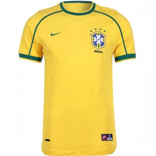 Brezilya 1998 İç Saha Forması #9 RONALDO
