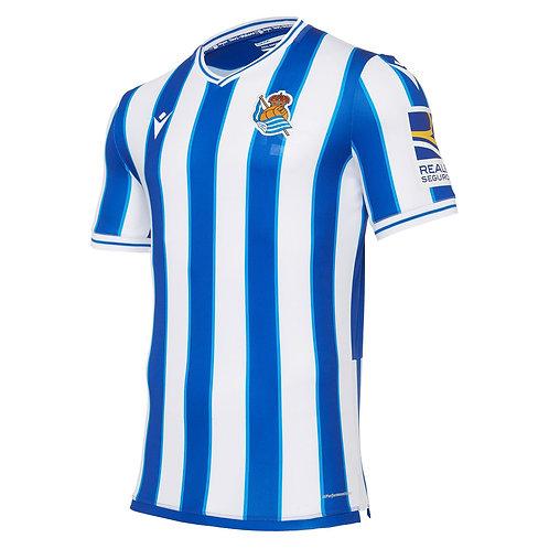 Real Sociedad 20/21 İç Saha Forması