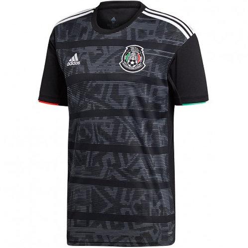 Meksika 2019 Gold Cup Siyah Forması