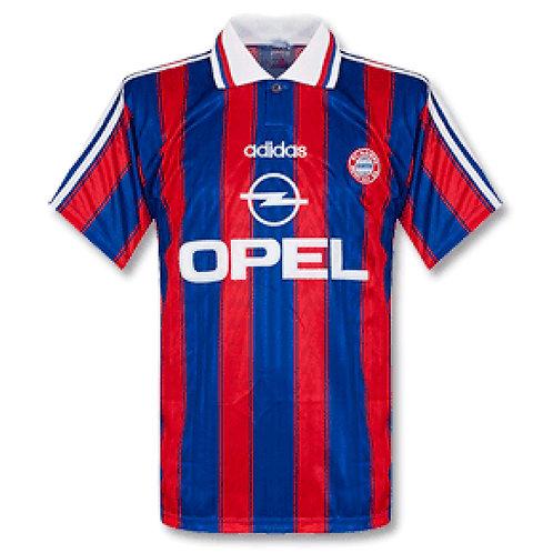 Bayern Münih 95/96 İç Saha Forması