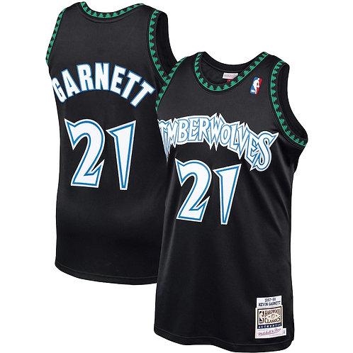 Minnesota Timberwolves x Kevin Garnett