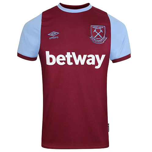 West Ham United 20/21 İç Saha Forması