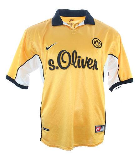 Borussia Dortmund 98/99 İç Saha Forması