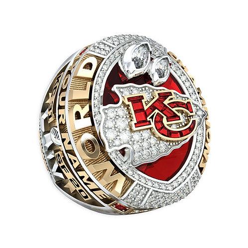 Kansas City Chiefs Şampiyonluk Yüzüğü