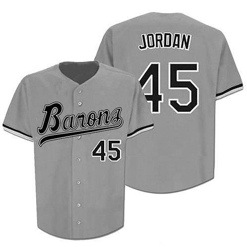 Birmingham Barons x Michael Jordan Forması