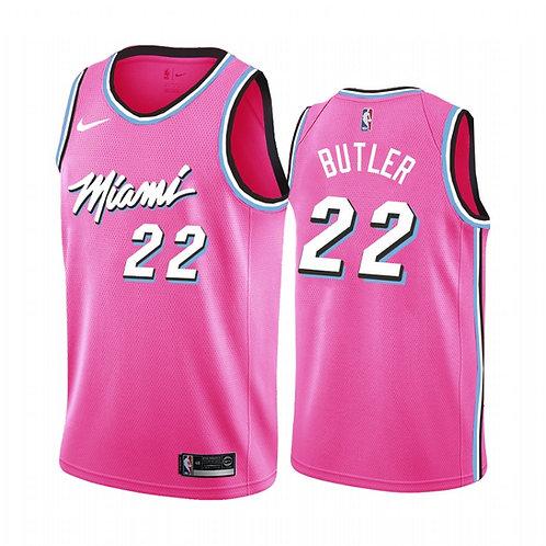 Miami Heat Pembe City Vice Forması