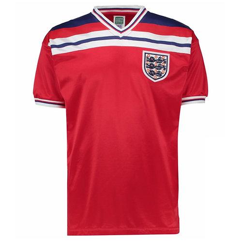 İngiltere 1982 Deplasman Forması
