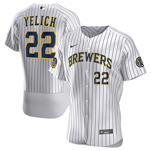 Milwaukee Brewers MLB Forması - 3