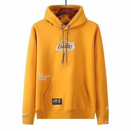 Los Angeles Lakers x BAPE Hoodie
