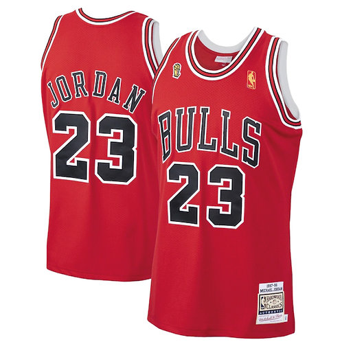 Chicago Bulls 96/97 Final Forması