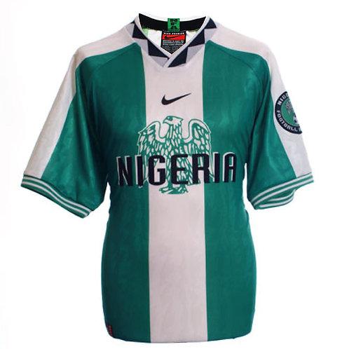 Nijerya 1996 İç Saha Forması