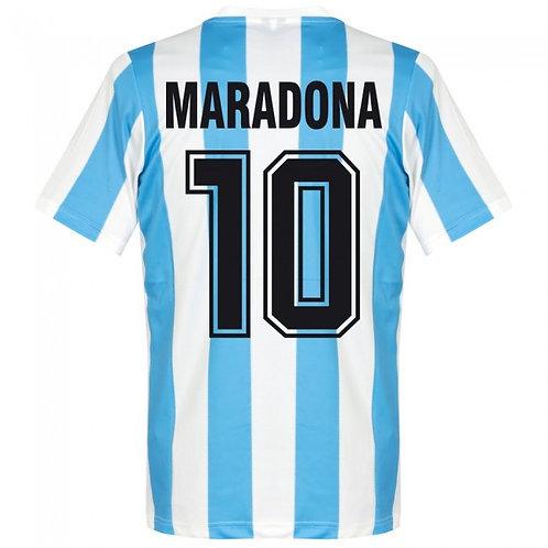Arjantin 1988 İç Saha Forması