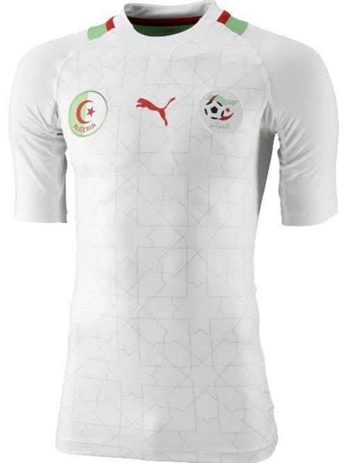 Cezayir 2012 İç Saha Forması