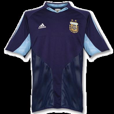 Arjantin 2004 Deplasman Forması