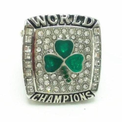 Boston Celtics Şampiyonluk Yüzüğü