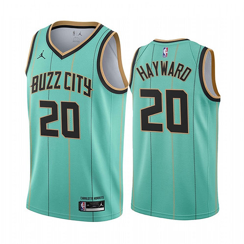 Charlotte Hornets 2021 Mint Buzz City Forması