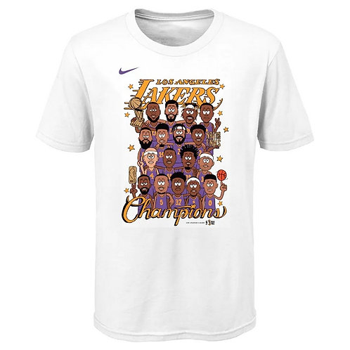 LA Lakers The Champions Tshirt