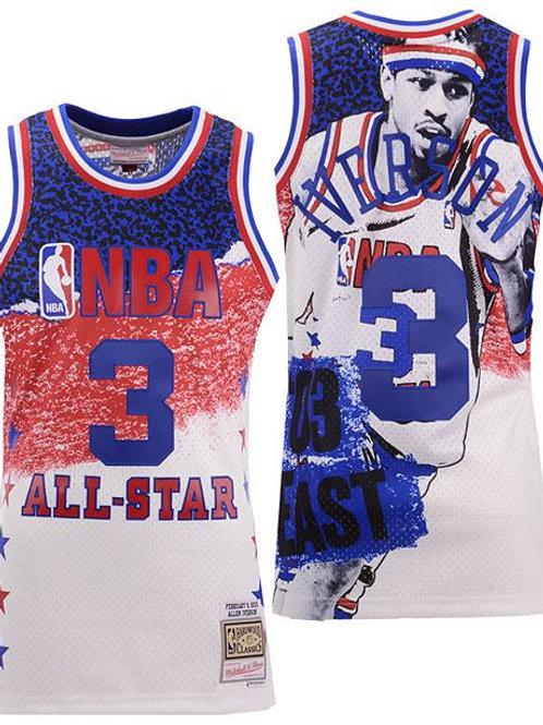 2003 All-Star x Iverson Forması