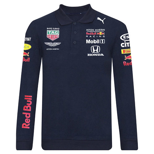 Aston Martin Aston Martin Red Bull Racing Team Polo Shirt