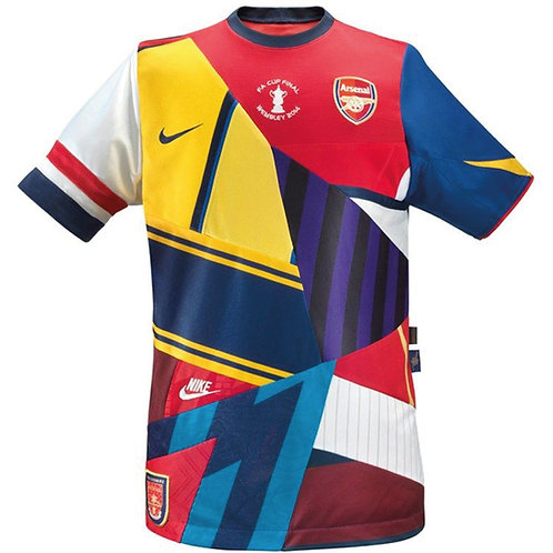 Arsenal 2014 FA Cup Final Mashup Forması