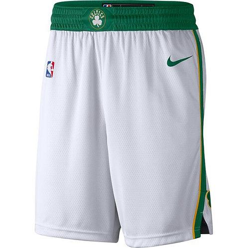 Boston Celtics Beyaz Şort