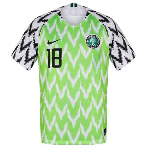 Nijerya 2018 İç Saha Forması