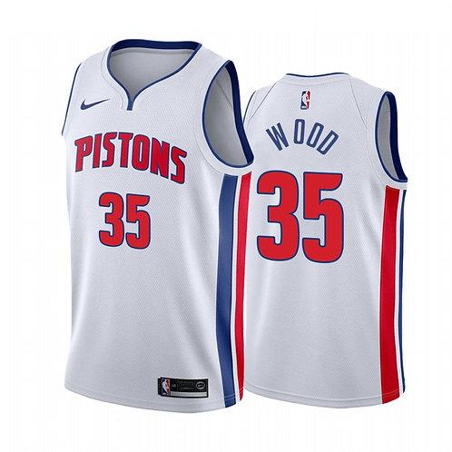 Detroit Pistons Beyaz Forması