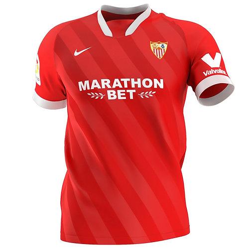Sevilla 20/21 Deplasman Forması