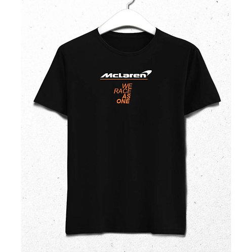 Mclaren We Race As One T-shirt