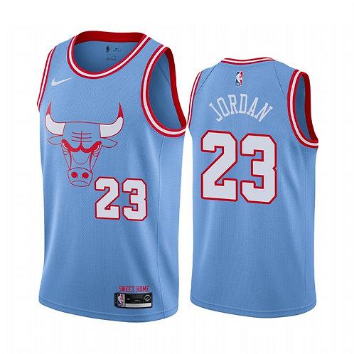 Chicago Bulls Blue City Edition Forması