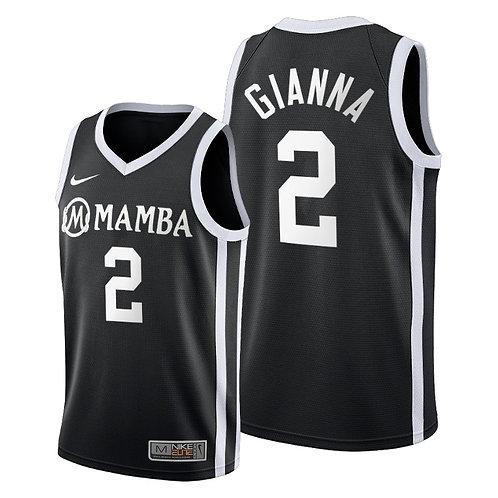 Gianna x Mamba Academy Forması