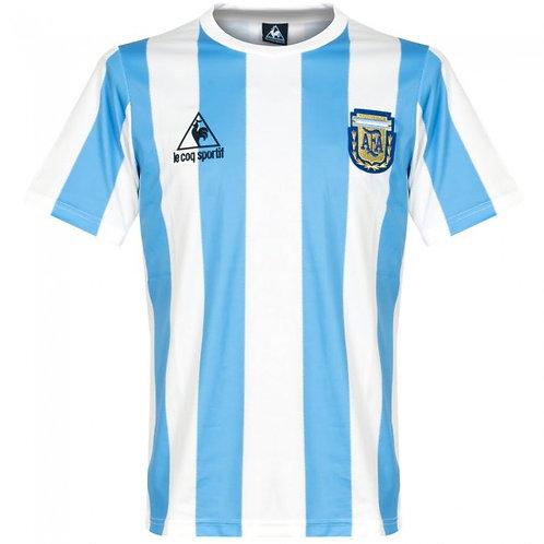 Arjantin 1986 İç Saha Forması